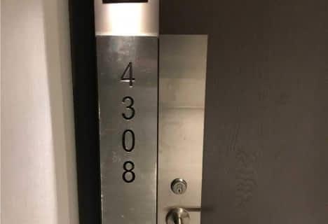 88 Scott Street, Unit 4308, Toronto