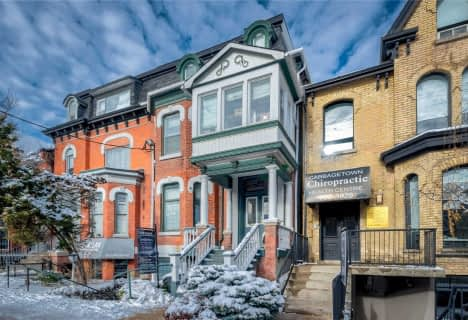 212 Carlton Street, Unit Lower, Toronto