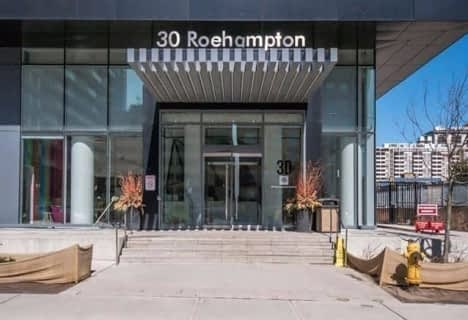 30 Roehampton Avenue, Unit 1401, Toronto