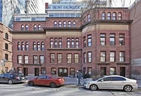 11 St Joseph Street, Unit 513, Toronto