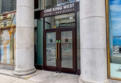 1 King Street West, Unit 1415, Toronto
