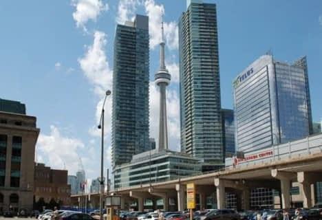 65 Bremner Boulevard, Unit 4909, Toronto
