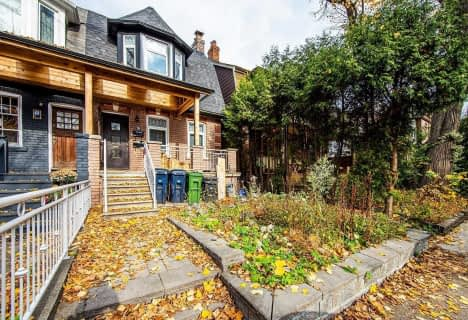 16 Palmerston Gardens, Unit Main, Toronto