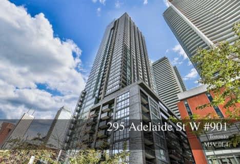 295 Adelaide Street West, Unit 901, Toronto