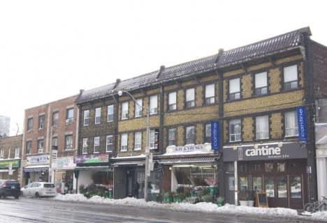 132 Avenue Road, Unit D, Toronto