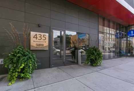 435 Richmond Street West, Unit 1102, Toronto
