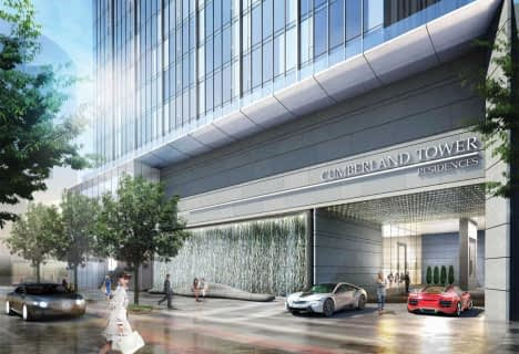 188 Cumberland Street, Unit 810, Toronto