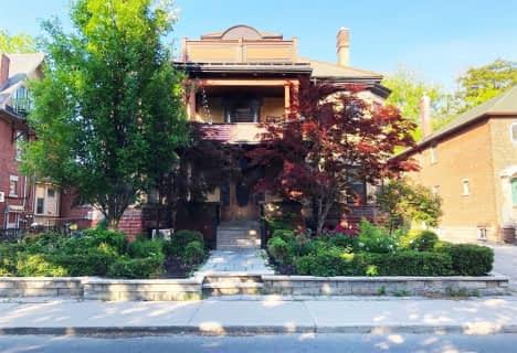 469 Palmerston Boulevard, Unit 04, Toronto