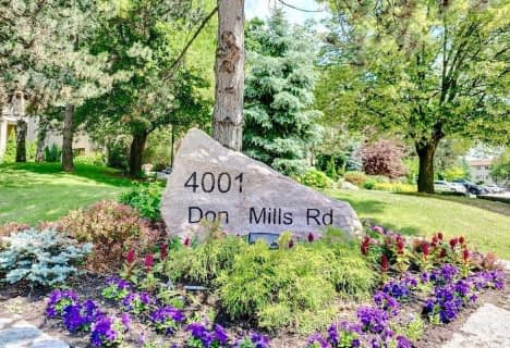 4001 Don Mills Road, Unit 251, Toronto