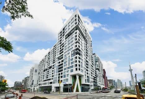 576 Front Street West, Unit 1806E, Toronto