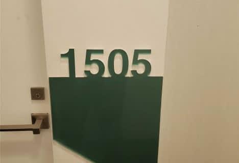 352 Front Street West, Unit 1505, Toronto