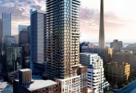 87 Peter Street, Unit 4503, Toronto