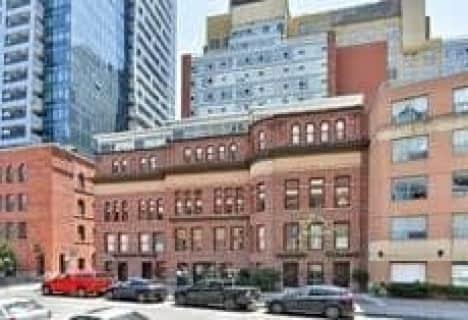 11 St Joseph Street, Unit 507, Toronto