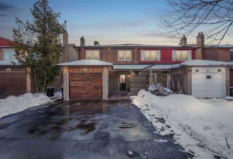 109 Robert Hicks Drive, Unit R 1, Toronto