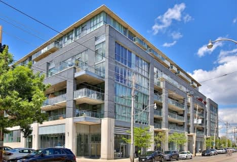 510 King Street East, Unit 608, Toronto