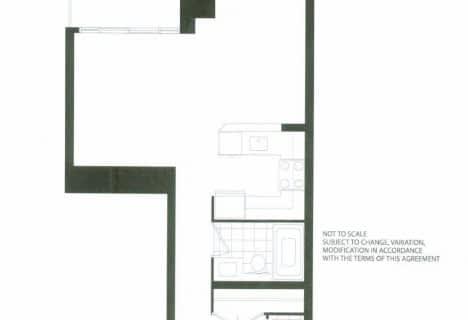 85 East Liberty Street, Unit 1803, Toronto
