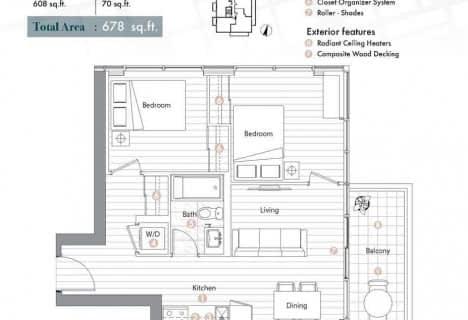 38 Widmer Street, Unit 3601, Toronto