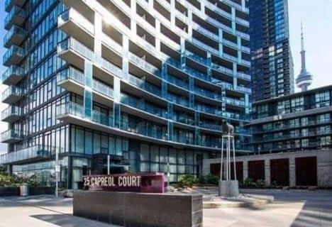 25 Capreol Court, Unit 2801, Toronto