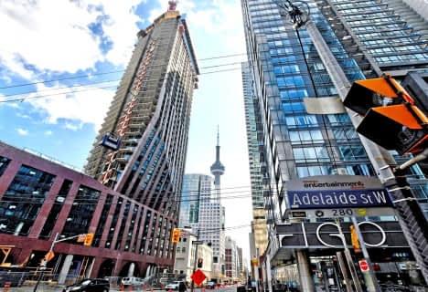295 Adelaide Street West, Unit 1003, Toronto