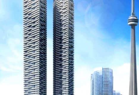 100 Harbour Street, Unit 1408, Toronto
