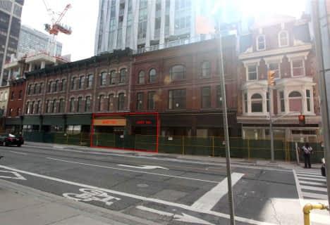 1 Yorkville Avenue, Unit 105-1, Toronto