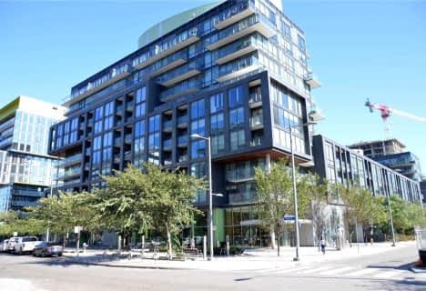 455 Front Street East, Unit S604, Toronto