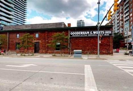 390 Cherry Street, Unit 201, Toronto