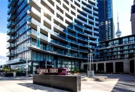 25 Capreol Court, Unit 3309, Toronto
