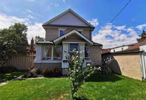 12 Sibley Avenue, Unit 2nd F, Toronto