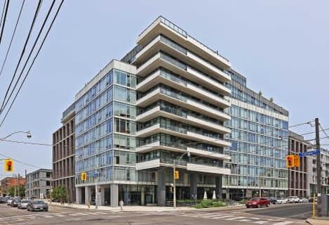 1190 Carlaw Avenue, Unit 210, Toronto