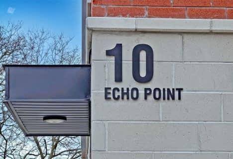 10 Echo Point, Unit 123, Toronto