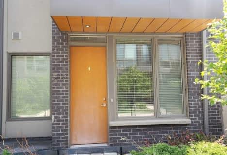 54 Curzon Street, Unit Th210, Toronto