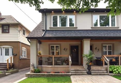 47 Woodrow Avenue, Toronto