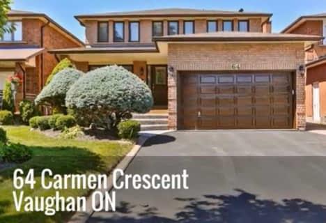 64 Carmen Crescent, Vaughan