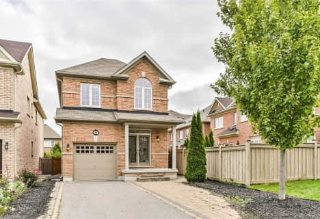 88 White Spruce Crescent, Vaughan