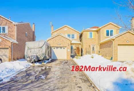 182 Markville Road, Markham