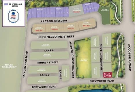 48 Lord Melbourne Street, Markham