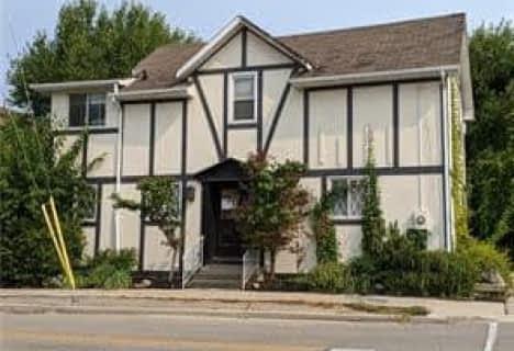 151 Lakeshore Road West, Unit Upper, Oakville