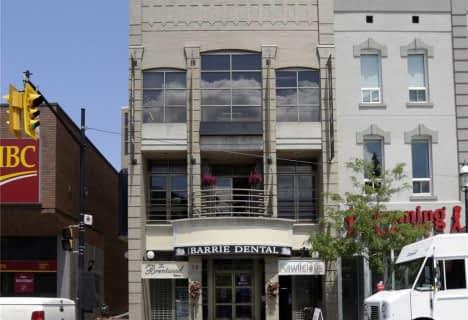 50 Dunlop Street, Unit 110, Barrie
