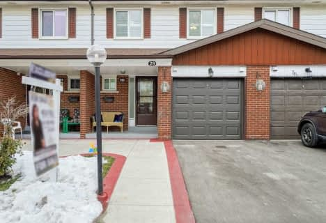 7406 Darcel Avenue, Unit 29, Mississauga