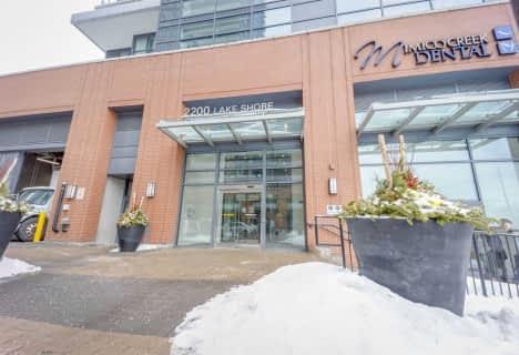 2200 Lake Shore Boulevard, Unit 3606, Toronto