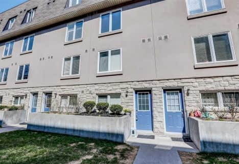 31 Foundry Avenue, Unit 25, Toronto