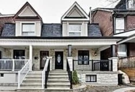 456 Symington Avenue, Unit Lower, Toronto