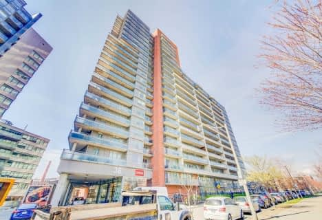 38 Joe Shuster Way, Unit 1204, Toronto