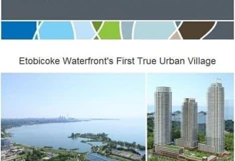 2220 Lake Shore Boulevard, Unit 4205, Toronto
