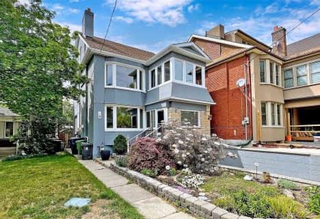 48 Bartonville Avenue West, Unit Main, Toronto