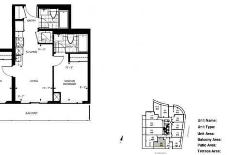 16 McAdam Avenue, Unit 410, Toronto