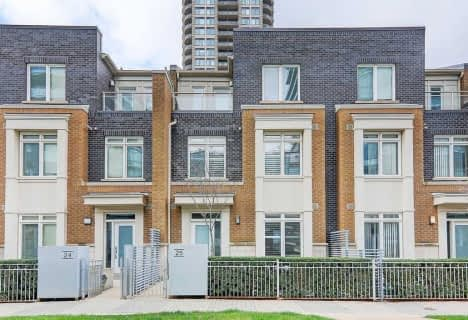 370 Square One Drive, Unit Th25, Mississauga
