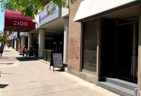 2100 Bloor Street West, Unit 5B, Toronto