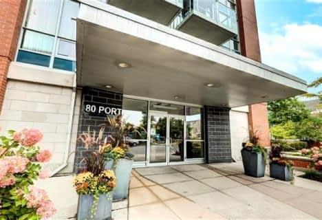 80 Port Street East, Unit 306, Mississauga
